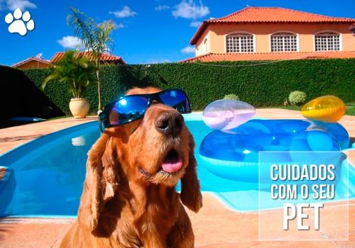 rr - Chegando o Verão - Cuidados Necessários com os pets