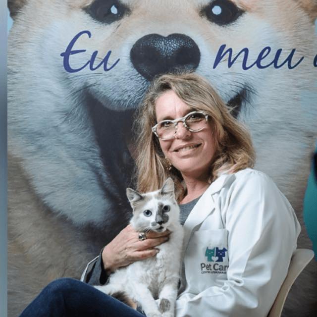 carla alice berl - Palestra Gestão de Negócios Veterinários - Convite Dra. Carla