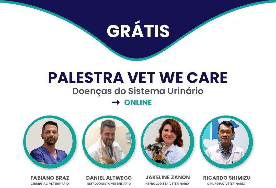 whatsapp image 2020 06 05 at 15 09 53 e1591383414659 - Assista a Palestra Vet We Care Doenças do Trato Urinário. É gratis!