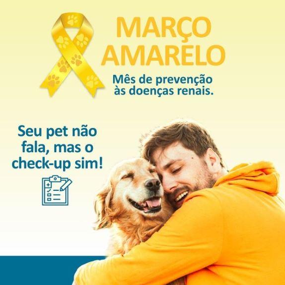 06 03 2021 - O seu pet não fala, mas o check-up sim!