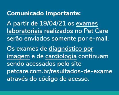 comunicado mobile 1 - Resultados de exame