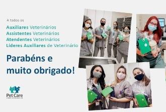 whatsapp image 2021 05 12 at 18 10 53 - Hoje é o dia é deles: dos Auxiliares, Assistentes, Atendentes e Líderes Auxiliares de Veterinário!