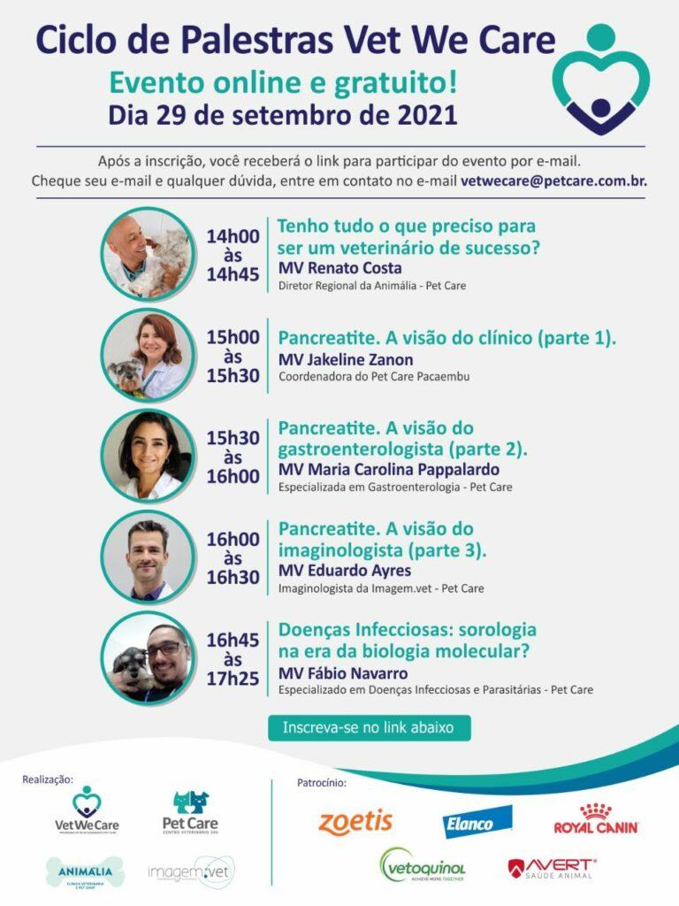 whatsapp image 2021 09 16 at 11 59 47 768x1024 - Ciclo de Palestras do Vet We Care
